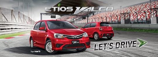 Spesifikasi Mesin Toyota Etios Valco Tahun 2018