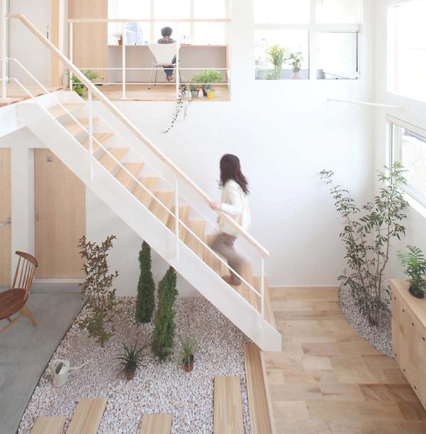 Somewhere I Would Like To Live Small Japanese Gardens Kofunaki House