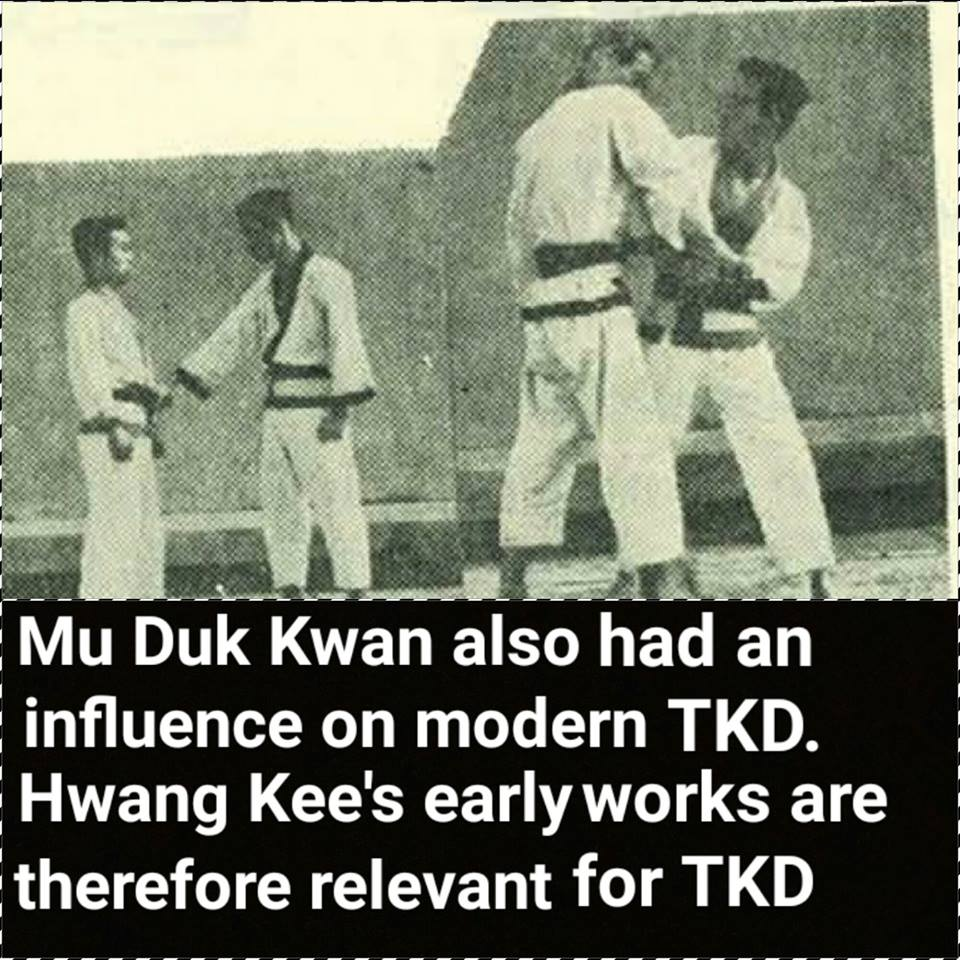 Traditional taekwondo ramblings taekwondo and jointlocks a that made the taegeuk forms so to say that hwang kee or the mu duk kwan is irrelevant to the development of modern kukki taekwondo is not correct fandeluxe Choice Image