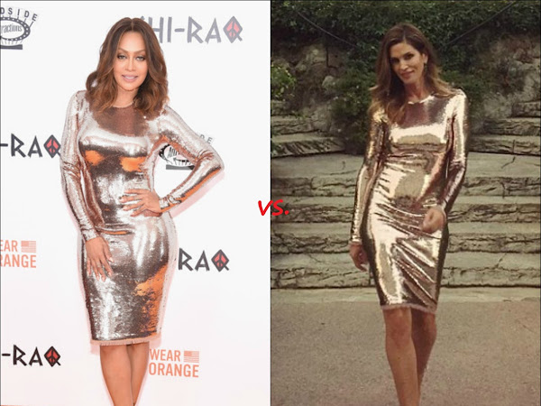 La La Anthony vs Cindy Crawford