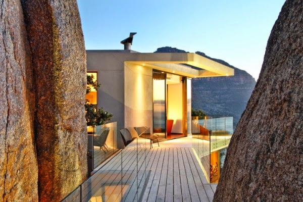 villa in cape town outdoor