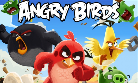 Angry Birds v7.9.2 Mod Apk Terbaru Offline (Unlimited Boosters)