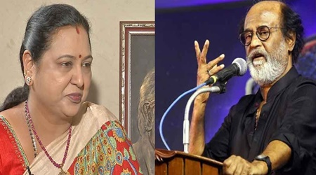Premalatha Vijayakanth advises Rajinikanth
