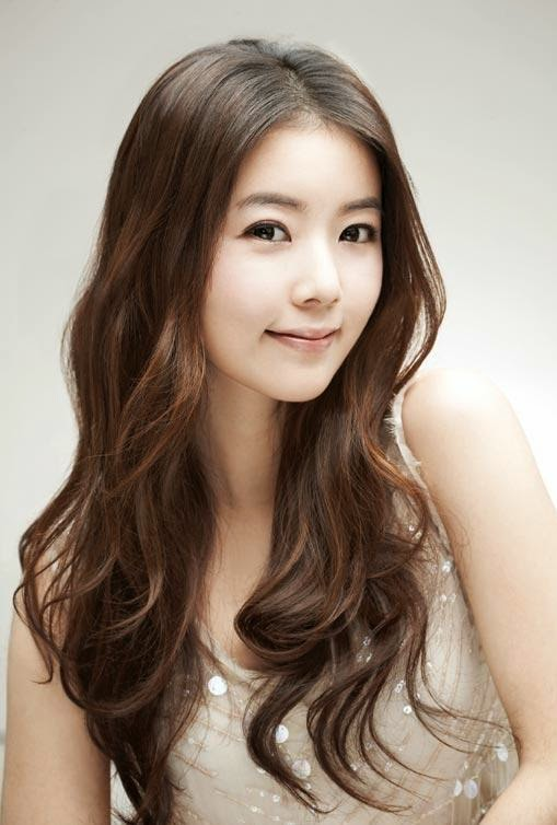 Curly Hair Korean Japanese Women 39;s Hair Style Hairstyles For Women