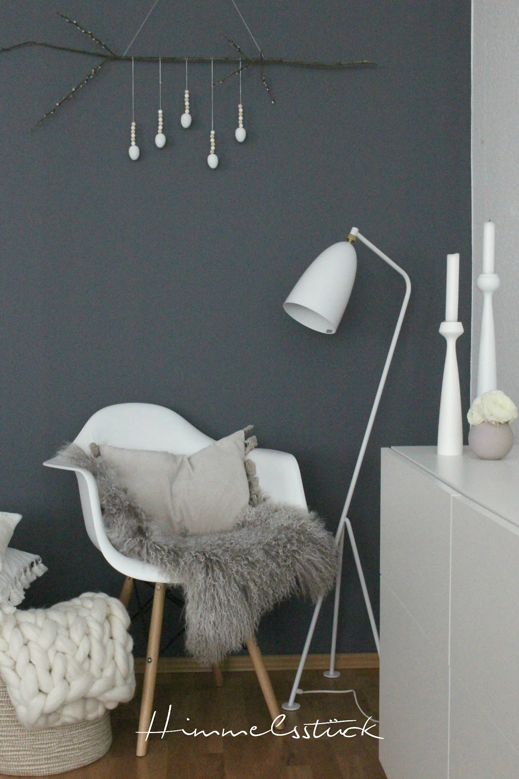 Wand Deko Zu Ostern | DIY
