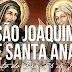 HISTÓRIA DE UM SANTO: Sant'Ana e São Joaquim