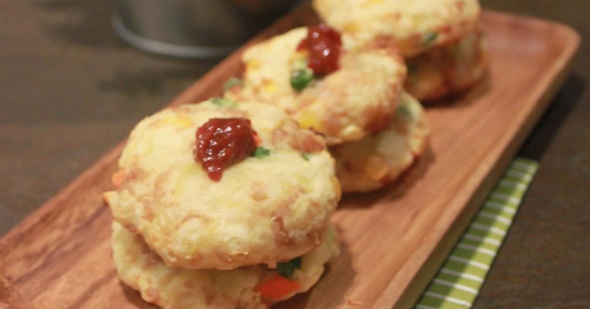 大蚊廚房 : 韓風焗薯餅 (光波爐食譜)
