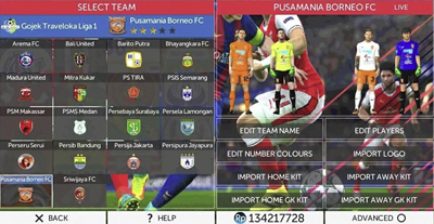 FTS Full Gojek Traveloka League 1 by Alldy Android Terbaru