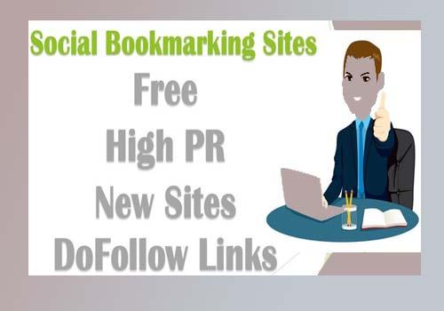 Top High PR Do Follow Social Bookmarking Sites List