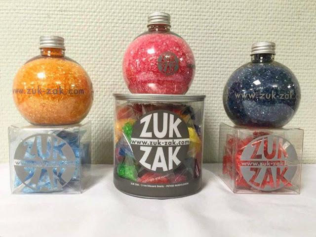 Concours avec Zuk Zak pour mon anniversaire