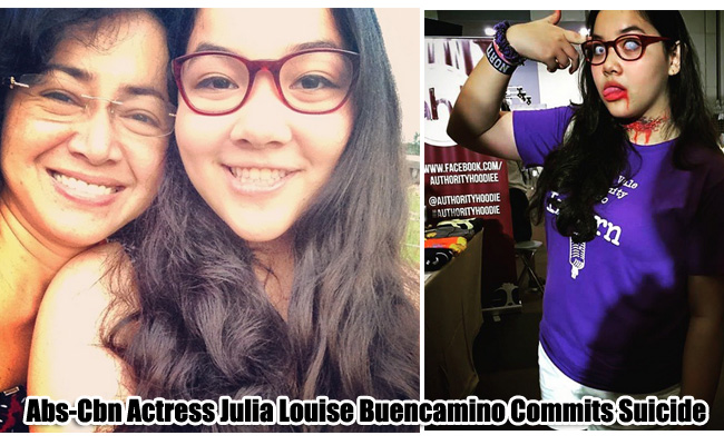 Abs-Cbn Actress Julia Louise Buencamino Commits Suicide