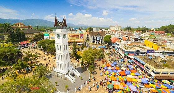 Kota Bukittinggi Sumatera Barat
