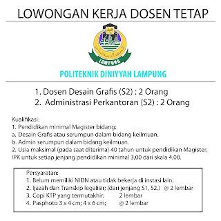 Politeknik Diniyyah Lampung