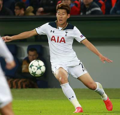 Son wins Goal of the Year Award