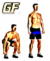 latihan otot punggung dead lift