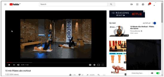 Cara pause video YouTube secara otomatis saat Anda tidak melihat video / memalingkan muka