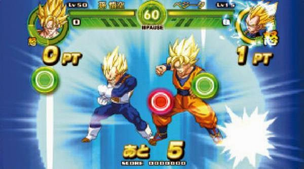 Download game Dragon Ball Tap Battle apk