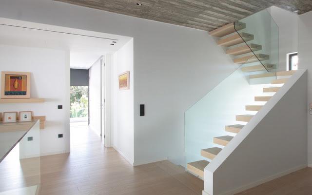 desain interior rumah minimalis dan tangga