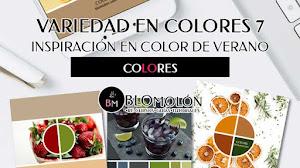 Variedad En Color 7 Inspiración En Color De Verano