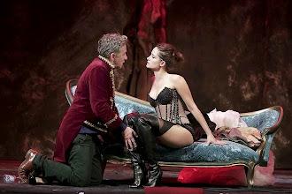 Théâtre : La Vénus à la fourrure de David Ives au Théâtre Tristan Bernard - Avec Marie Gillain et Nicolas Briançon
