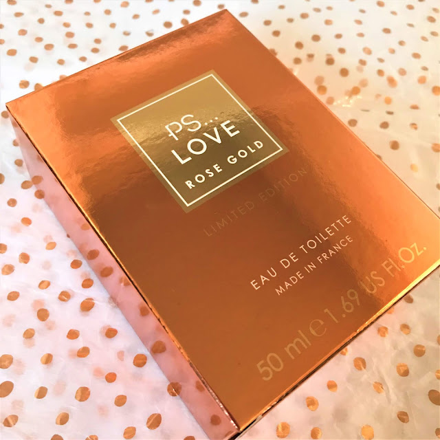 Primark PS Love Rose Gold Perfume