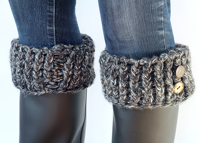How to make boot cuffs