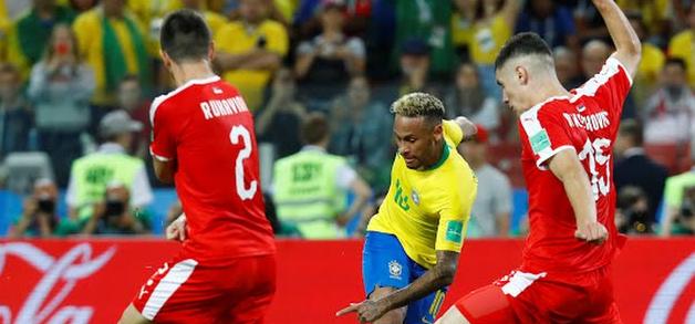 Video Highlights: Serbia Vs Brasil 0-2