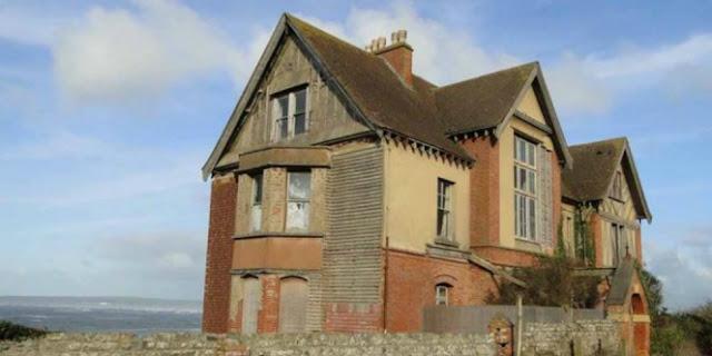 Rumah Berhantu 131 Tahun Dijual Rp 7,5 M