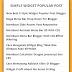 Membuat Widget Random Post Di Blogger Simple