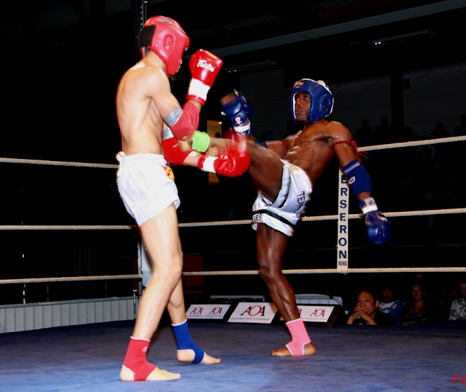 HAFED ROMDHANE LMT69 VS JOHN MBELECK TEAM JAMES 92
