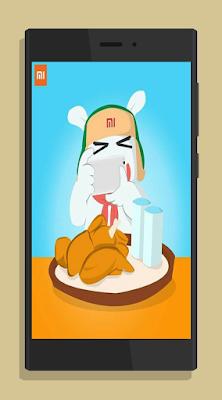 Splashscreen MiBunny Xiaomi Redmi 2 , splaschscreen xiaomi redmi 2 , splashscreen.ga