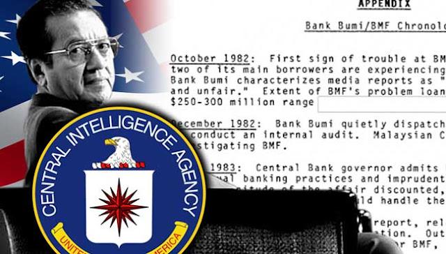 Mahathir-CIA-BMF