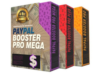 pack paypal booster
