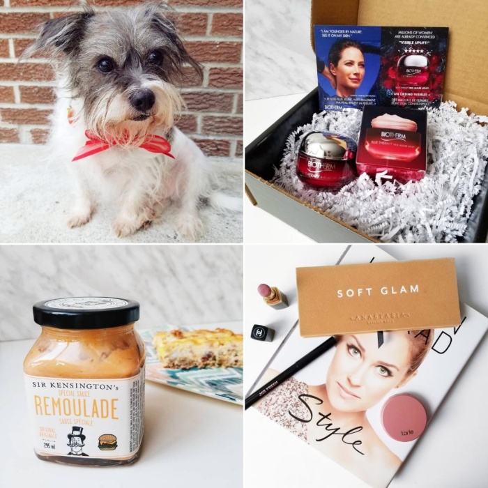 bblogger, bbloggers, bbloggerca, canadian beauty blogger, beauty blog, instamonth, instagram round up, biotherm, blue therapy, red algae, treatment, cream, sir kensington, sir kensington's, sauces, remoulade, special sauce, low carb, recipe, cheeseburger casserole, soft glam