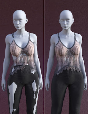 Poke-Away3! for Genesis 3 Female