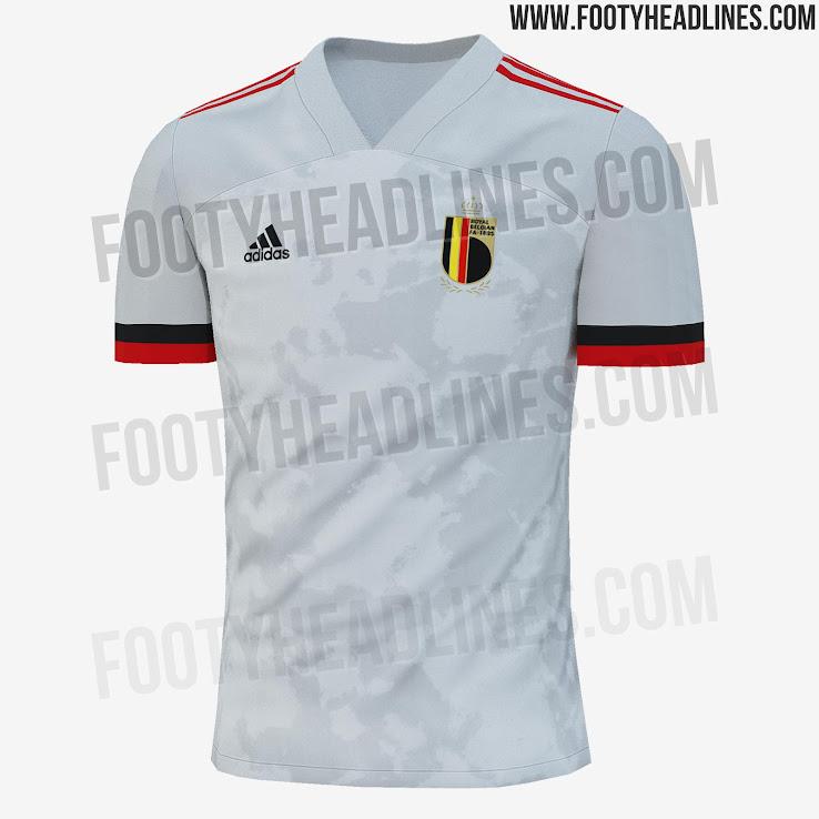 Belgium Euro 2020 Away Kit 2 | Áo Bóng Đá Sum Store