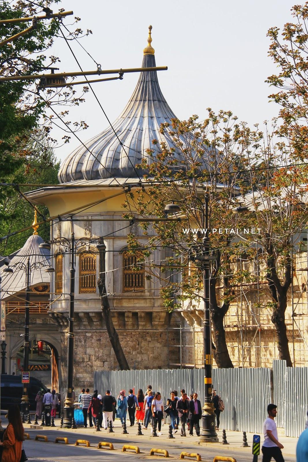 15 Perkara Yang Saya Lihat Dari Jalanan Istanbul 4