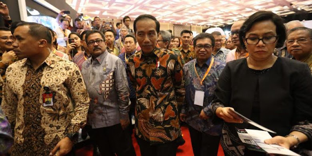 Gara-gara Tunjangan, Anggota Dewan dari Bersorak Langsung Lesu Dengar Jokowi....