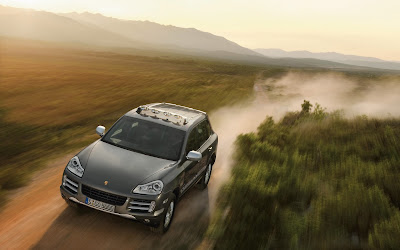porsche cayenne widescreen hd wallpaper