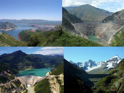 Dünyadaki 4 En Yüksek Baraj