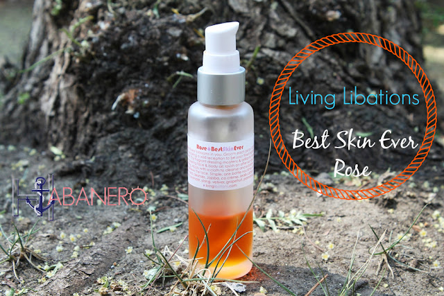LIVING LIBATIONS Best Skin Ever Rose REVIEW