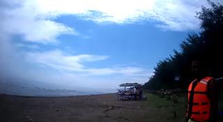 Kramatsari Beach
