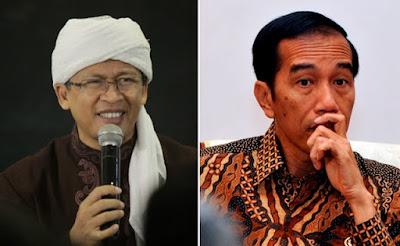 Aa Gym Ingatkan Jokowi: Kasus Ahok Sangat Serius