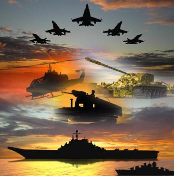 História das Forças Armadas Brasileira
