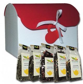 Set de 5 ceaiuri Slim Lady -idei de cadou pentru femei +cani cu modele de fructe