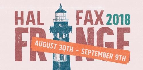 Halifax Fringe 2018.