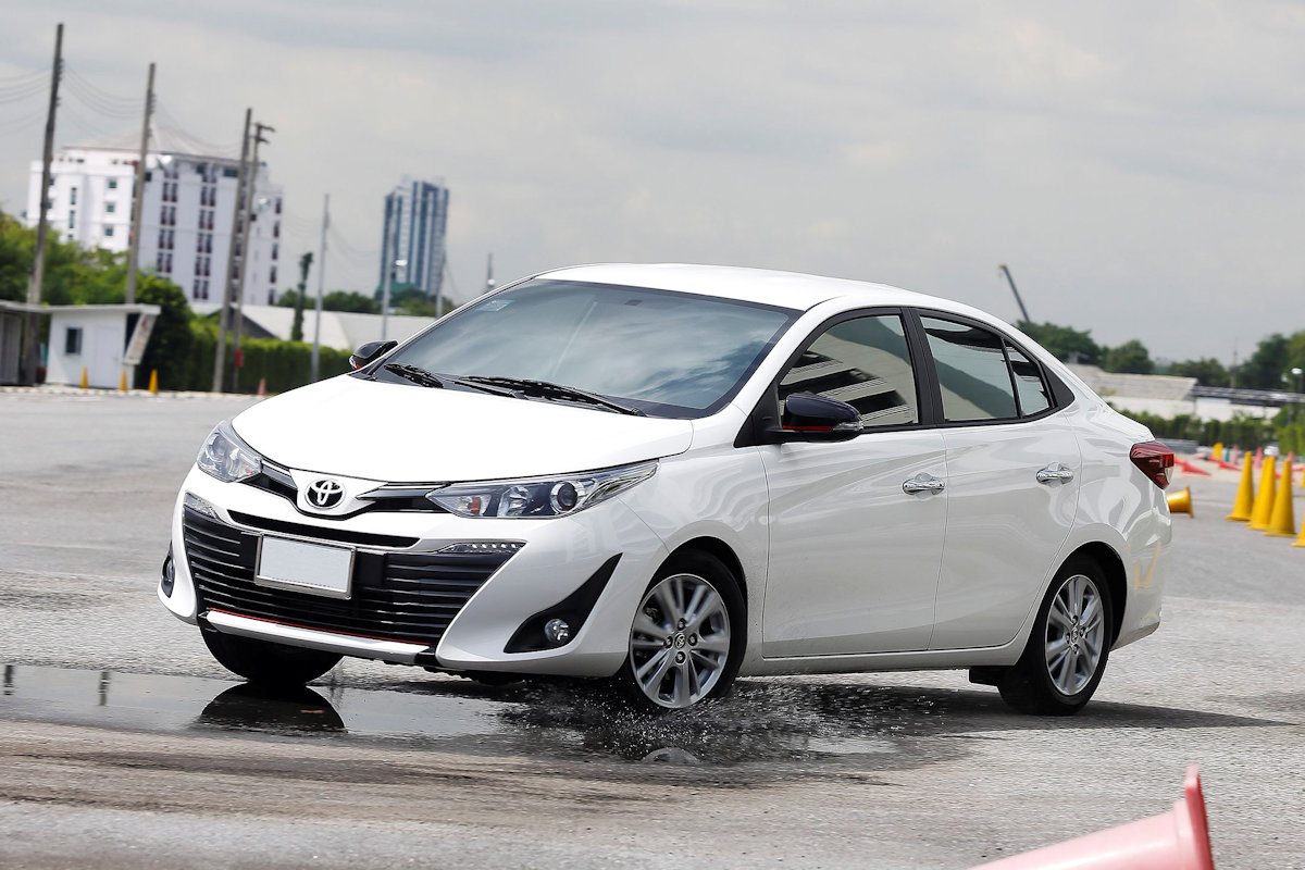 Everything You Need To Know About The 2018 Toyota Vios W Specs