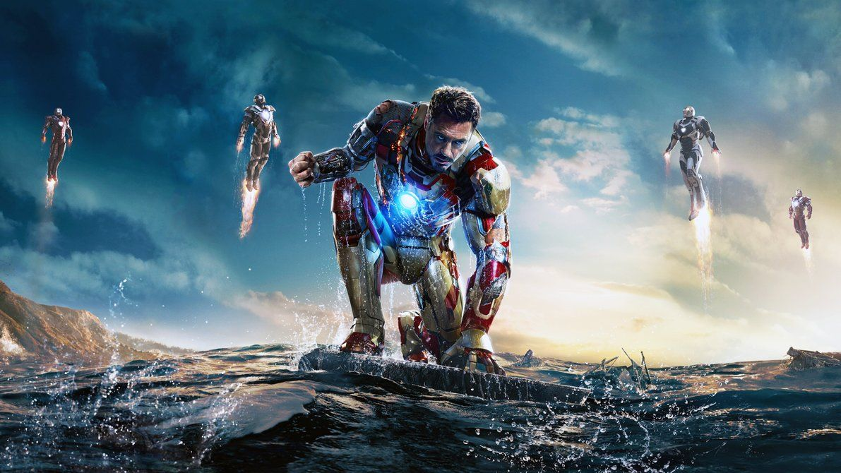 52 Captain America Vs Iron Man Wallpapers