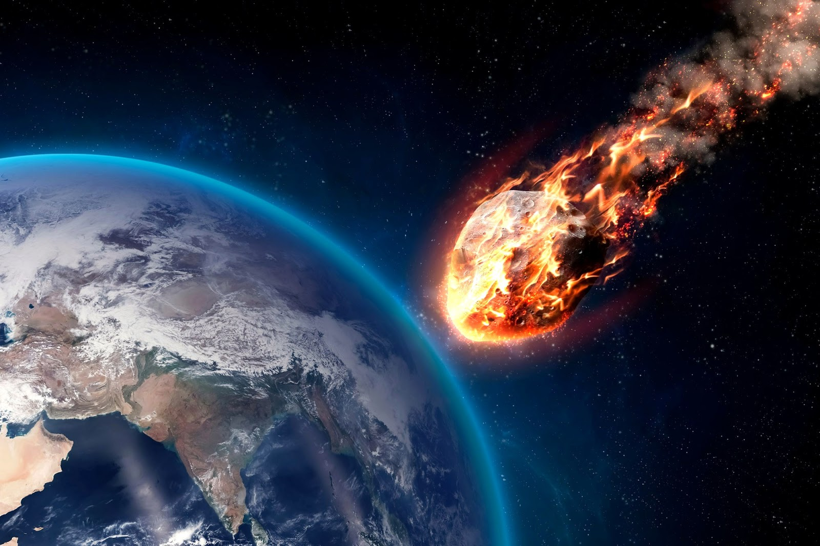 Asteroid Warning:NASA Warned People MASSIVE Asteroid ...