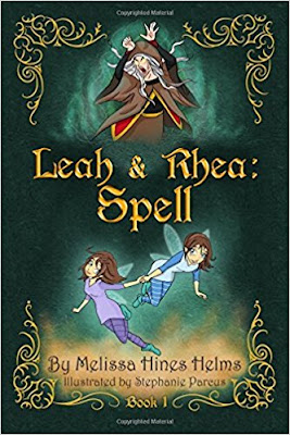 Bea's Book Nook, Review, Leah & Rhea, Melissa Hines Helms, Stephanie Parcus